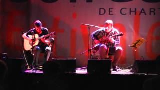 jazz - Olivier ESPOSITO et Urbain LAMBERT -  chartres estivales 2012