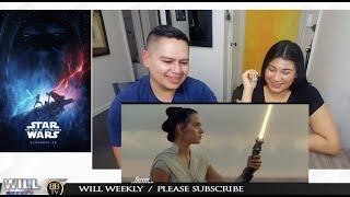 Honest Trailers Star Wars Rise of Skywalker REACTION