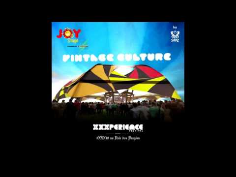 Vintage Culture - XXXperience Festival 2014