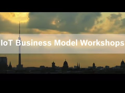 IoT Business Model Workshops – Consulting Services at Bosch Software Innovations