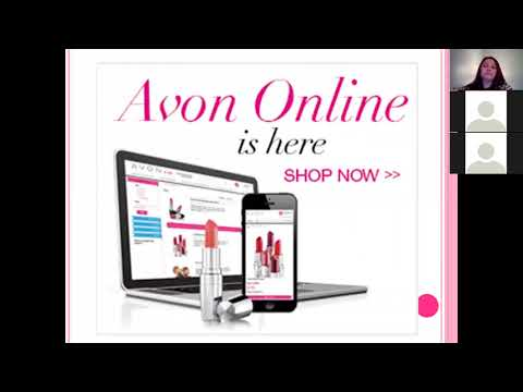 New Avon Representative Training Jan 2018