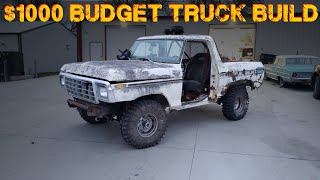 Building an ABANDONED Bronco into a DIRT CHEAP Off-road Rig!!