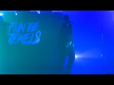 """Talk To Me & Legend Has It"" Run the Jewels@Electric Factory Philadelphia 1/11/17"