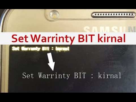 How to Fix Set Warrinty BIT kirnal Recovery for All Samsung ᴴᴰ