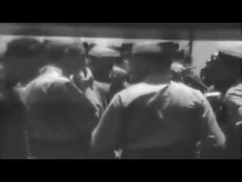 USS Nautilus (SS-168) Returns From Makin Island Commando Raid, 08/24/1942 (full)