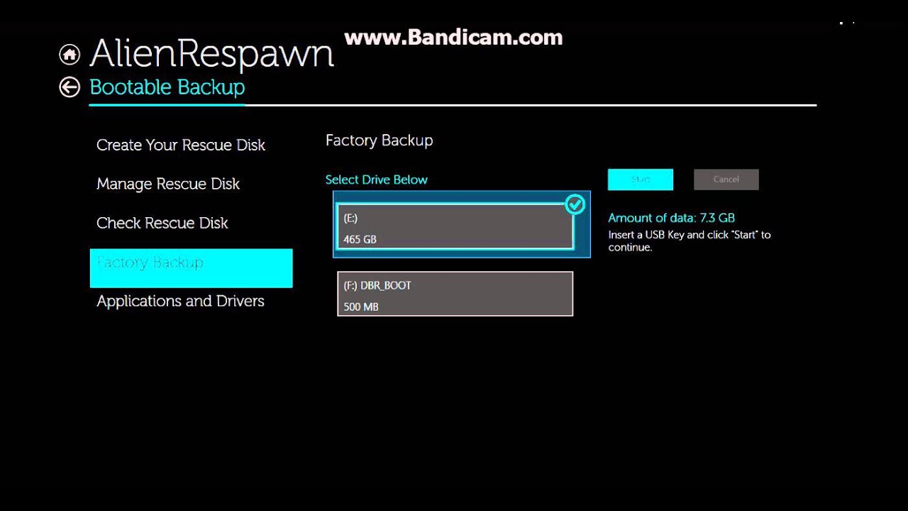 Alienware 13 Replacing Hard Drive Part 2 With SSD  Reinstall Files From  Dell AlienRespawn