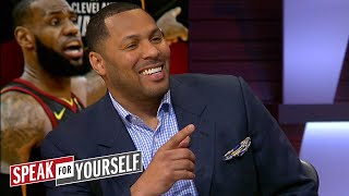 Eddie House on LeBron to Golden State rumors and Blake Griffin