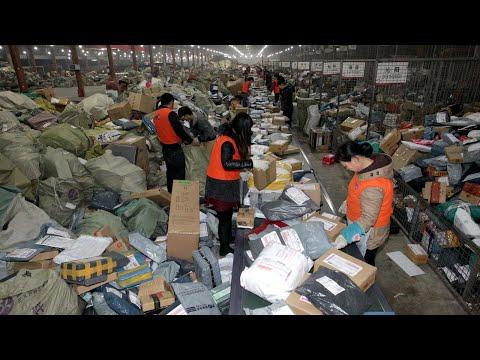 Доставка из Китая почтовыми службами China Post EMS DHL UPS Air Mail как начать бизнес с Китаем с 0