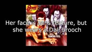 Future Legend/Diamond Dogs | David Bowie + Lyrics