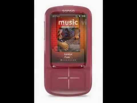 Best Sandisk Mp3 Player