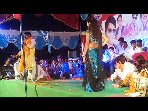 Sohar geet by Virendra bharti stage show