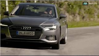 Audi A6 -  Dynamic Shots | Review Cars | STT