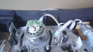 Inside A VCR