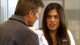 ♥General Hospital: Frisco, Felicia, Britt, Patrick & Sabrina 3/1/13 Video