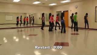 From Latin With Love - Line Dance (Dance & Teach in English & 中文)