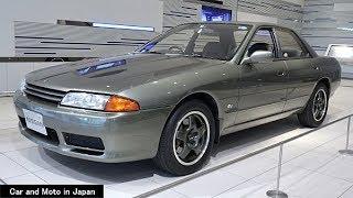 Nissan Skyline Autech Version 1993 Hnr32 : Gray
