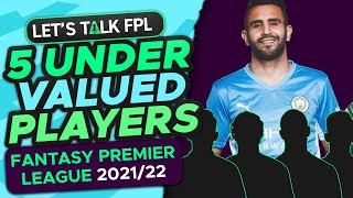 5 VALUE FPL PLAYERS FOR YOUR GW1 TEAM SELECTION   FANTASY PREMIER LEAGUE TIPS 2021/22 screenshot 2