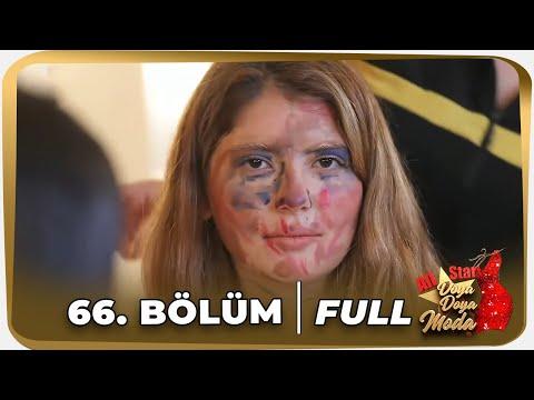 Jüri'den Ferdanur'un Sözlerine Sert Tepki   Doya Doya Moda All Star 57. Bölüm