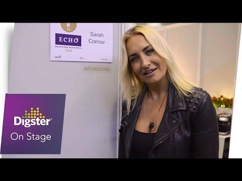 Sarah Connor - Behind The Scenes (Echo 2016)