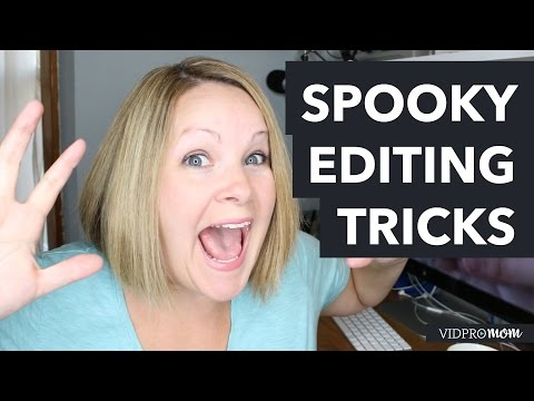 Spooky Video Edits: Creepy Tricks for Premiere Pro and Filmora