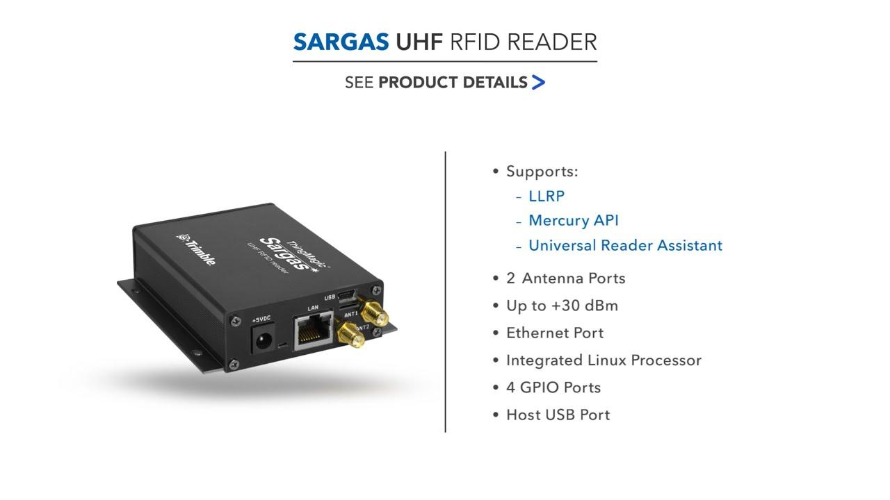 ThingMagic Sargas RFID Reader