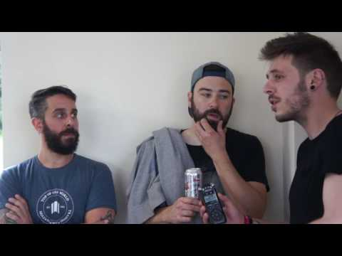Protest The Hero Interview UK Tech Fest 2016