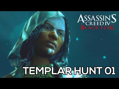 ASSASSIN'S CREED 4: BLACK FLAG ¦ Templar Hunt 1 - Opia Apito (All Missions) Walkthrough [HD]