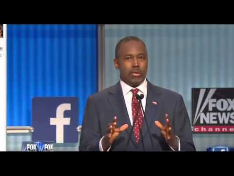 Ben Carson on Use of Torture and Water Boarding