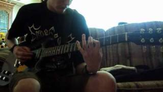 Darkthrone - Cromlech (Cover)