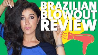 Brazilian Blowout Review