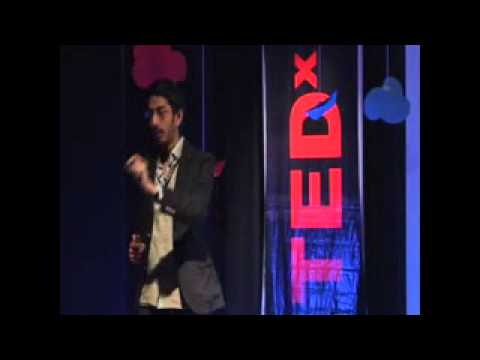 Social Change: Kartik Desai at TEDxSIBMPune