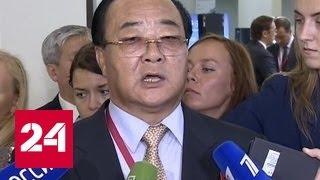 """Северная Корея не испугалась """"злобных санкций"""""""