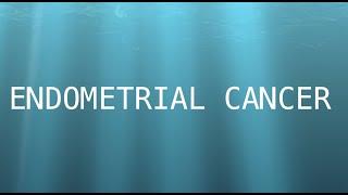 Endometrial Cancer frequency 子宮癌(頸・内膜) 周波数,Cancer de l'endomètre,Endometriumkarzinom