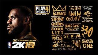 《NBA 2K19》 - 他們怎麼會知道(Feat. 2 Chainz, Rapsody and Jerreau)
