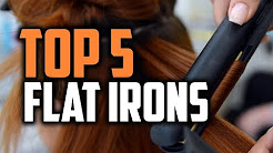 Best Hair Straighteners in 2018 - Which Is The Best Flat Iron?