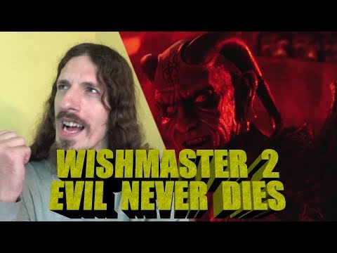 Wishmaster 2 Evil Never Dies Review