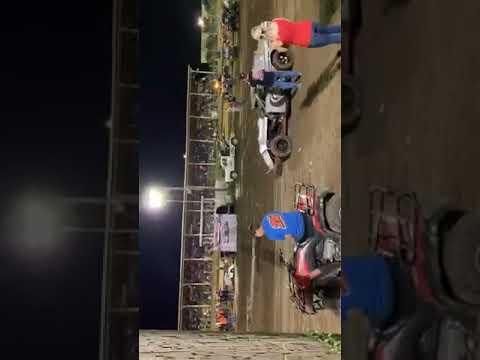 Wade Wenthe Belle-Clair Speedway Brett Korves memorial 8/23/19