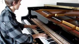 Bruno Mars: Grenade Piano Cover