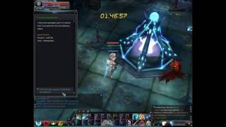 Cabal Online Frozen Tower Of Undead B1f Guide