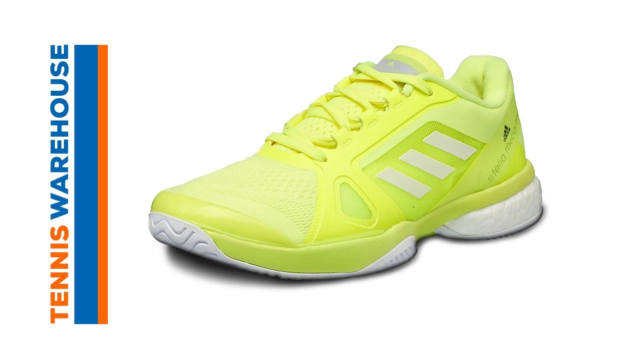 adidas Stella Barricade Boost 2017 Women's Tennis Shoe