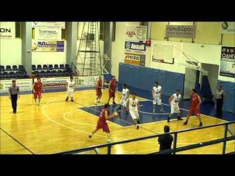 Στιγμιότυπα | Ελευσίνα ΟΚ - Ίκαρος Ακαδημία ΑΟ 65 -87 (28η αγωνιστική)
