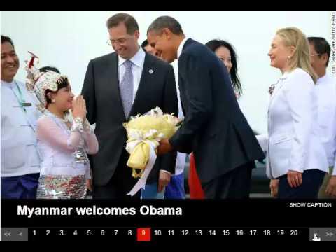 Obama in Asia