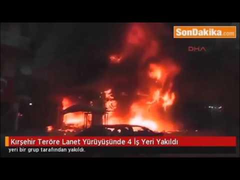 türkei faschistische pogrome gegen kurden  angriff auf hdpbüro in kırşehir