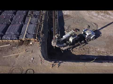 Maxon Drilling - Site 2 - 1/5/2018
