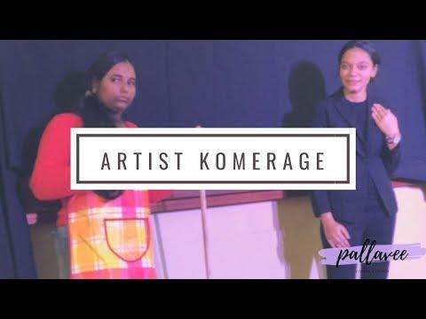 Artist Komerage by Pamplemousses SSS