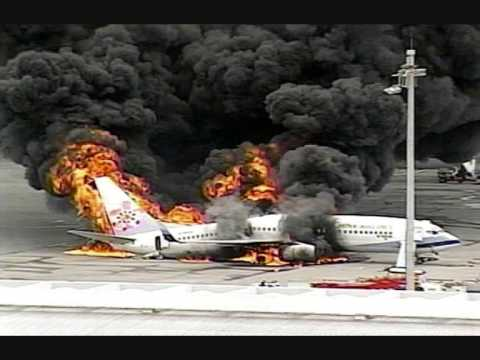 Japan Plane Fire Boeing 737 Youtube