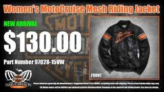 Harley Davidson Fall Women