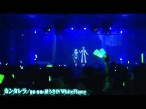 Cantarella♡miku♡kaito LIVE