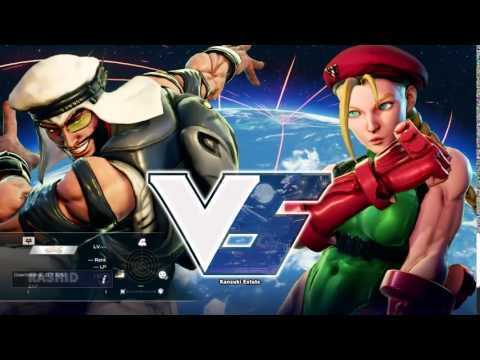 Street Fighter V OST - Vs. Screen Theme (download in description)