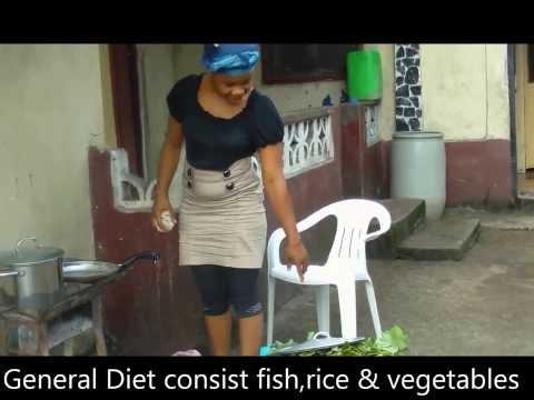 liberia cooking oct  2013